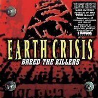 "EARTH CRISIS ""BREED THE KILLERS (REISSUE)"" CD NEU"