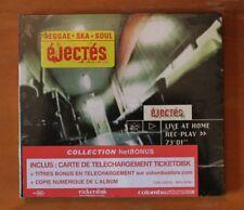 "EJECTES ""Live at Home"" CD digipack (Neuf, sous blister) Reggae Ska Soul"