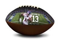 Odell Beckham Jr. #13 New York Giants NFL Full Size Official Licensed Football