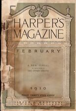 1910 Harper's Monthly February - Mexico legends - Schoonover; In the Arctic