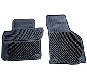 Volkswagen PHAETON 3D All Weather Front Floor Mats LHD 3D1061501A041 NEW GENUINE