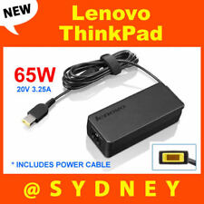 New Genuine Lenovo 65W Slim Tip Power AC Adapter Charger for ThinkPad 20V 3.25A