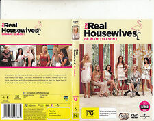 The Real Housewives of Miami-2011-TV Series USA-[Season one 2 Disc]-DVD