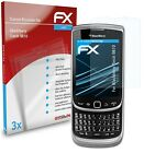 atFoliX 3x Screen Protector for Blackberry Torch 9810 clear
