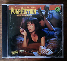 'Pulp Fiction - Music from the Motion Picture' [MCAD11103, CD, 1994]