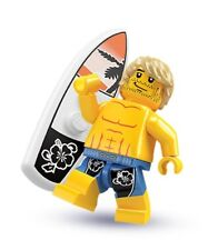 LEGO Surfer Minifigure 8684 Series 2 New Sealed