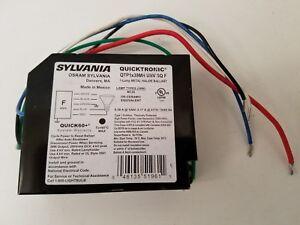 SYLVANIA QTP1X39MH UNV SQ 1 LAMP  Electronic Metal Halide Ballast 277 V