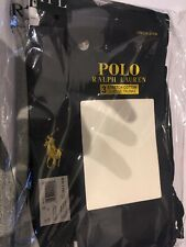 Polo Ralph Lauren Men's Boxer Underwear Trunks Shorts 100% Cotton 3 in pack