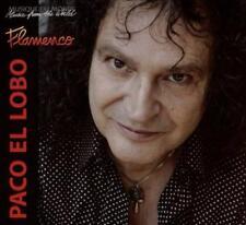 PACO EL LOBO ( FLAMENCO GUITARIST) - FLAMENCO [DIGIPAK] NEW CD