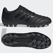 adidas Copa 19.3 AG Mens Football Boots Leather Black 4G SIZE 6 7 8 8.5 9 10 11