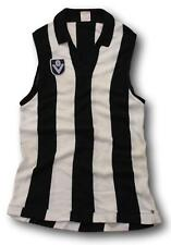 Retro Vintage Collingwood VFL Adidas Football Jumper Guernsey Size XS