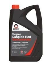 2X SLA5L COMMA SUPER LONG LIFE ANTI FREEZE RED 5 LITRE 5 YEAR - WSS-M97B44-D