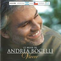 Vivire Lo Mejor De - Bocelli Andrea CD Sealed ! New !