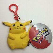 Pokemon Nintendo Pyramid Pikachu Key Chain Coin Purse