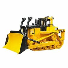 Bruder Toys CAT Bulldozer. Cat Track Type Tractor. Construction Toy 02452