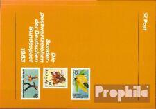 BRD (BR.Duitsland) 1983 postfris Officiële Jaarboek de Duits Post met Berlijn