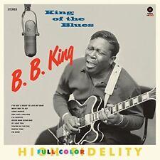 B.B. King - King Of The Blues [New Vinyl LP] 180 Gram, Rmst, Spain - Import