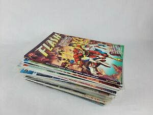 VINTAGE COMICS LOT OF 42 DC COMIC BOOKS