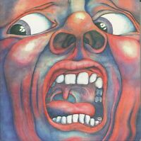 CD PAPER SLEEVE KING CRIMSON - IN THE COURT OF THE CRIMSON KING