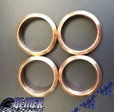 Ulmer Racing Yamaha Snowmobile Copper Exhaust Gasket Set for 2011-15 Apex (4)