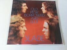 Slade PROMO CD Old New Borrowed And Blue JIM LEA