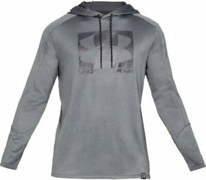 Under Armour UA Lighter Warm Up Hoodie - LARGE ONLY - RRP£75 - Grey