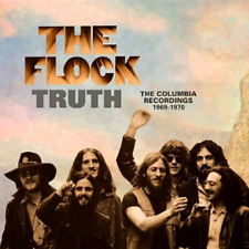 FLOCK-TRUTH THE COLUMBIA RECORDINGS 1969-1970-IMPORT CD WITH JAPAN OBI F83