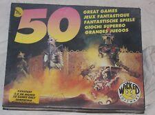 50 GREAT GAMES amiga game