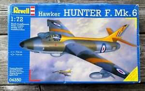 Hawker Hunter F. Mk. 6 -  von Revell - 1:72