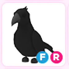 Fly Ride FR Crow ! Adopt me pet - Roblox