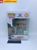 OVERWATCH SOMBRA ECCC 2019 EXCLUSIVE FUNKO POP! GAMES VINYL FIGURE #307 - NEW
