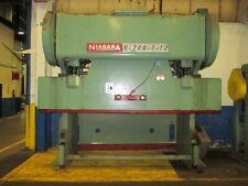 260 TON NIAGARA Mdl# N-260-8-12 PRESS BREAK (102023)
