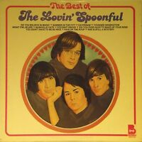 THE LOVIN' SPOONFUL 'THE BEST OF THE LOVIN' SPOONFUL' US IMPORT LP