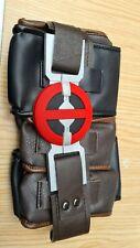 Brand New Xcoser Deadpool Cosplay Belt, Size Large Unisex New 6 Pockets Version