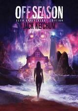 JACK KETCHUM OFF SEASON 35TH ANNIVERSARY ✎SIGNED✎ CELLO-SEALED LTD EDITION