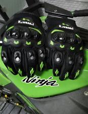 Motorcycle gloves M L XL XXL For Kawasaki Ninja 250 300 500R 650R Z800 Z1000