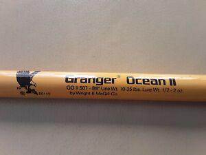 "Vintage Eagle Claw ""Granger Ocean ll 8 1/2'--nice"