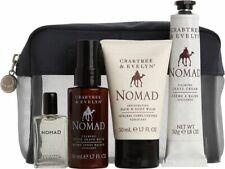 Crabtree & Evelyn nomad travel set