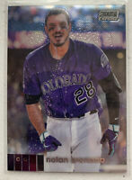 2020 Topps Stadium Club NOLAN ARENADO Chrome #120 Rockies