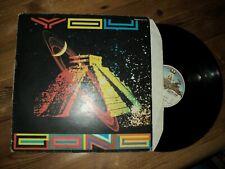 GONG / YOU (1974) LP classic psychédélic !! steve HILLAGE, SOFT MACHINE !!