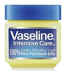 VASELINE ORIGINAL NEW Skin Protective Pure Petroleum Healing Jelly Cream 50g X 4