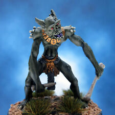 Painted RAFM Miniatures Troll King