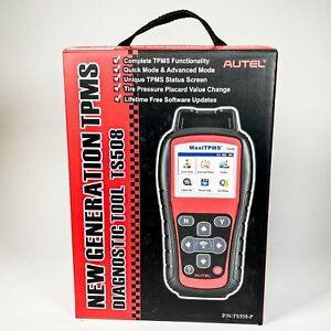 **NEW GENUINE** AUTEL TS508 TPMS PROGRAMMING TOOL WITH OBDII
