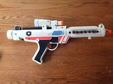 Star Wars Lucasfilm Stormtrooper Blaster Rifle Light Sound 1996 Euc Cosplay