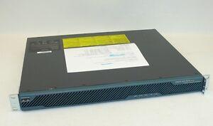 CISCO ASA5510-BUN-K9 Security Firewall 1Gig DRAM asa9.17 ASDM-7.92 ASA5510