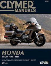 Clymer M504 Service & Repair Manual for 1984-87 Honda GL1200 Gold Wing Models