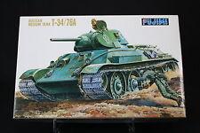 XC091 FUJIMI1/76 maquette tank char 76021 Russian Medium Tank T-34/76A WA-21 T34