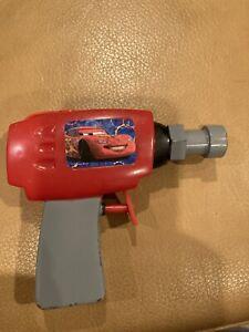 Disney Cars 2 Piston Cup Water Blaster Squirt Gun NICE! What Kids Want