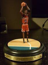 Michael Jordan Figurine Farewell Shot Upper Deck Limited Edition Bulls Nike POP