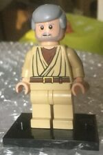 Lego Star Wars Minifigure - Obi Wan Kenobi 10179 - Exc Con